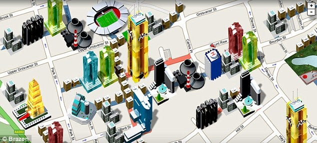 Google Maps' Giant Game of Monopoly Begins Tomorrow