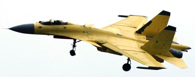 This New Combat Jet Is Actually a Cheapo Chinese Copy