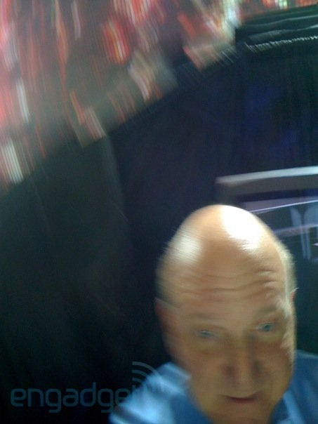 Ballmer Busts Microsoft Staffer Taking His Photo With an iPhone...Uh Oh!