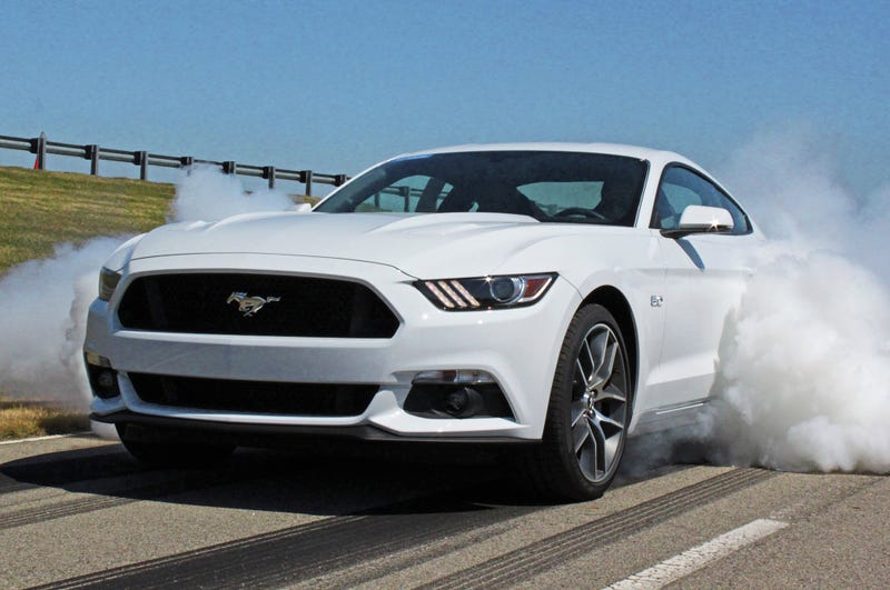 Unanswered Question: 2015 Mustang