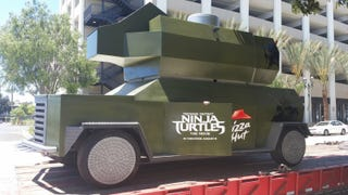 Ninja Turtles 'Pizza Thrower' Is Ready, Here's How YOU Can Shoot A Pizza