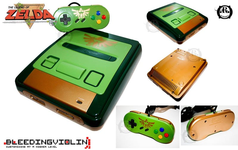 If 1992 Had Limited Edition Consoles...