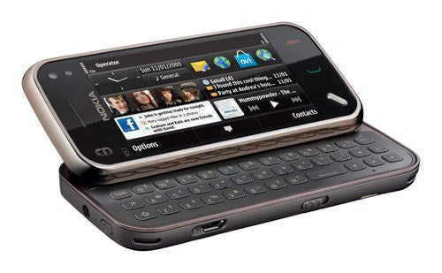 Nokia N97 Mini Gets Official: €450 ($640) in October