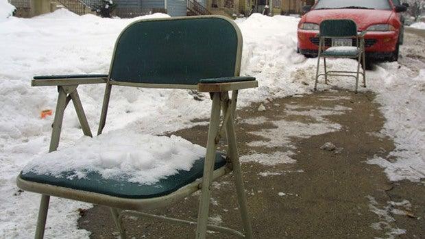 Craigslist Ad Sells 'Dibs' Chairs