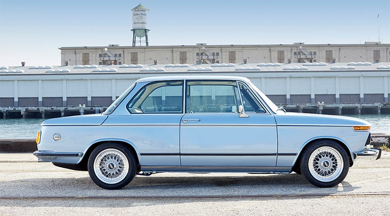driving a perfectly restored bmw 2002 is like living in a dream. Black Bedroom Furniture Sets. Home Design Ideas