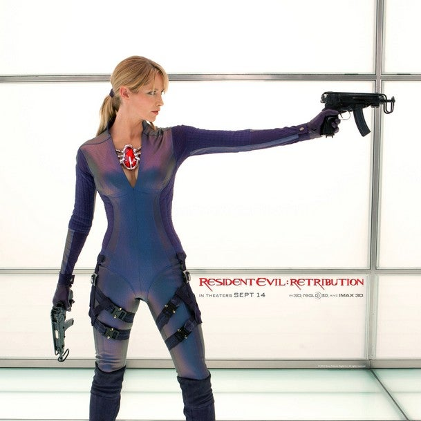 Resident Evil: Retribution - photos