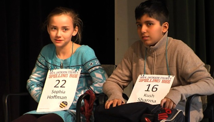 7th Grader Kush Sharma Prevails in 2-Week-Long Spelling Bee
