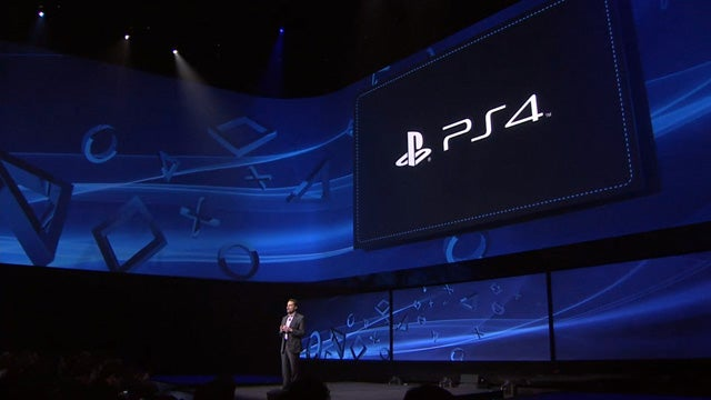 "PS4 Launching in ""At Least"" One Country at the End of 2013"