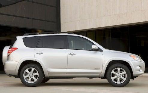 Toyota Reveals 2009 RAV4, Biggest Change Is The Price