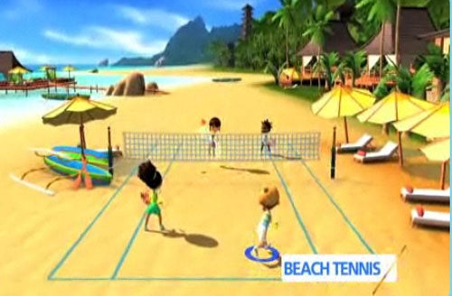 Ubisoft Launching Their Own Wii Sports Racquet