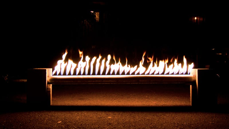 How the Rubens' Tube turns music into fire