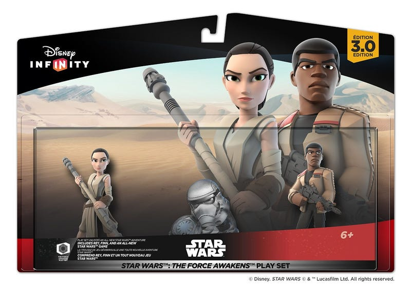 The Heroes and Villains of The Force Awakens Are Coming To Disney Infinity