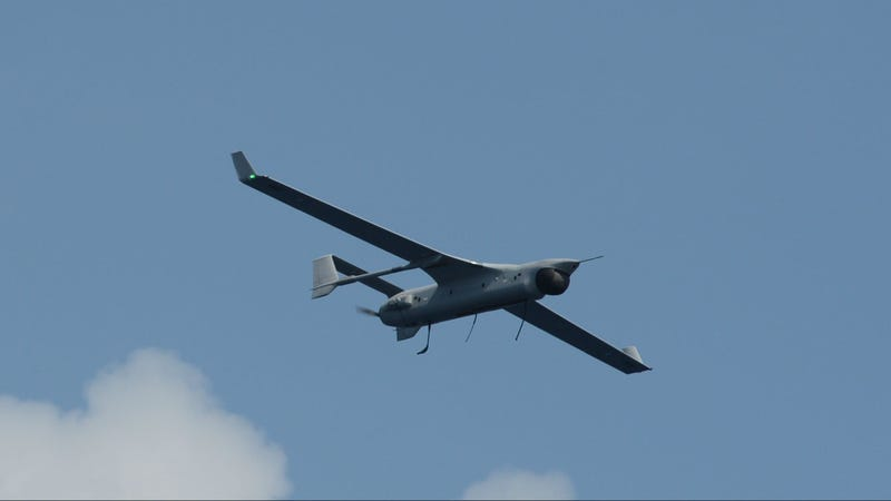 "This New Naval UAV Is a ""Blackjack""-of-All-Trades"