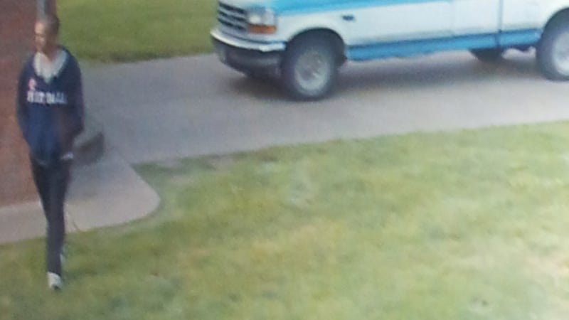 Help Police Identify This Thief's Ford Truck