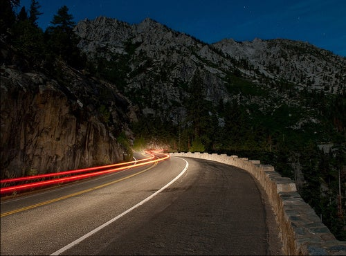 Step Into Black: The Joy Of Driving At Night