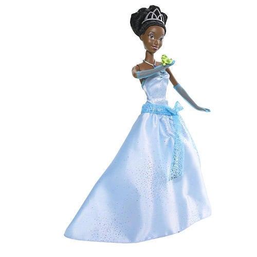 "The Princess And The Frog Doll: A Hot Present & A ""Symbol"""