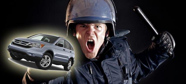 How Honda S Ad Police Crack Down On Dealerships