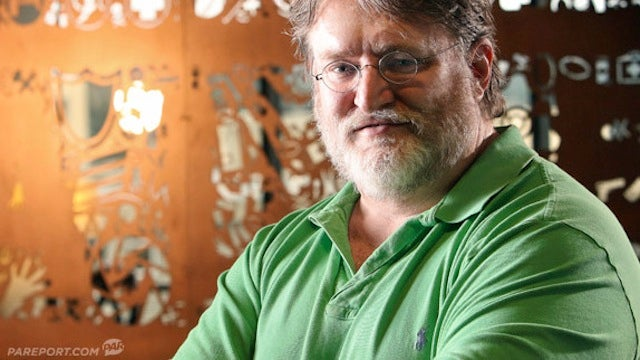 Breaking: Gabe Newell Grows Beard