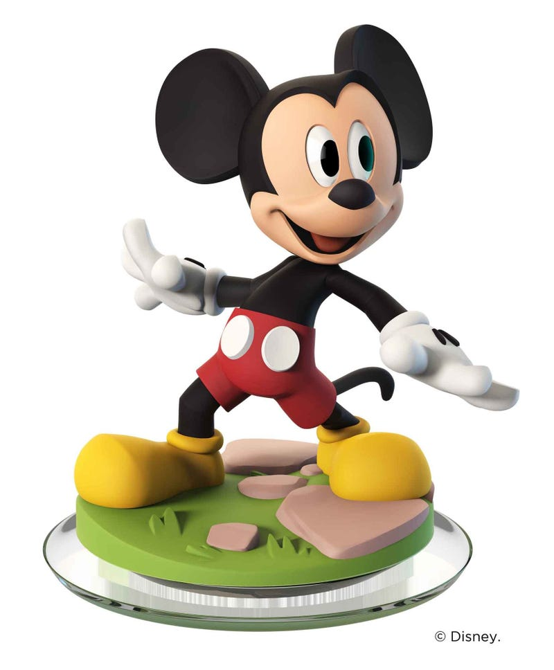 Disney Infinity's Toys Are Just The Best