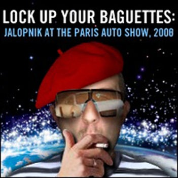 Jalopnik's Top Reveals From The 2008 Paris Motor Show: Morning, Day One
