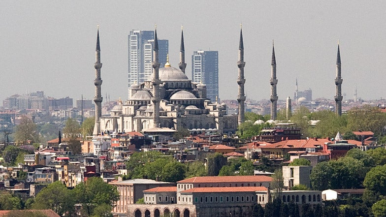 Istanbul Is Demolishing Three Skyscrapers to Preserve Its Iconic Skyline