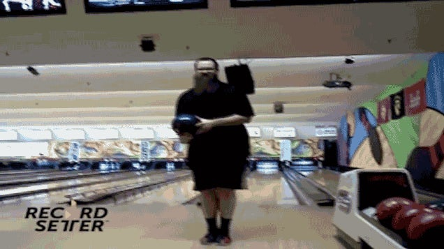 You Are Probably Not As Good At Bowling As This Guy