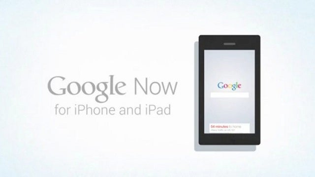 Is Google Now Coming to iOS?