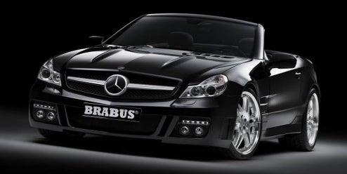 2009 BRABUS S V12 S Hauls Ess El