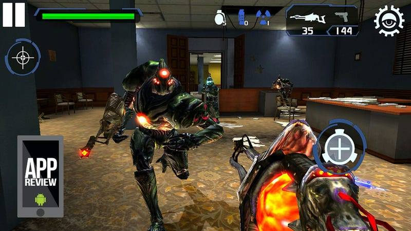The Conduit Was an Average Wii Game. Now It's an Excellent Mobile FPS.