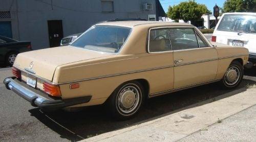 1974 Mercedes-Benz 280C