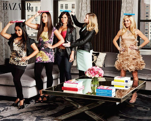 Tinsley Mortimer Is in No Position to Give the Jersey Shore Girls Any Advice