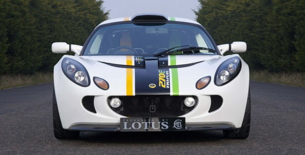 Lotus Exige 270E TriFuel Will Try Anything