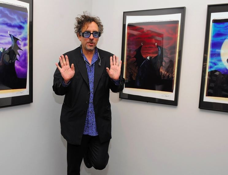 Step Inside The Frightening, Surprisingly Punny World Of Tim Burton