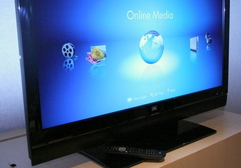 HP's HDTV 2.0 Will Let You Buy Movies Directly from Your TV