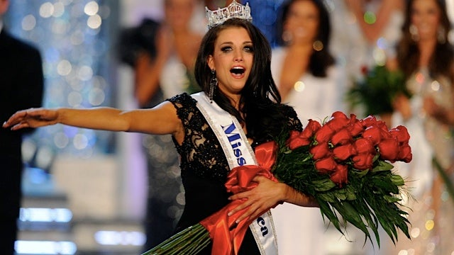 Miss Wisconsin Crowned the Cheesiest