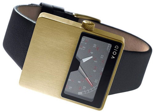 Void VO2 Watch: An iMac With a Speed Dial