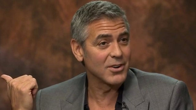 George Clooney Has Quite a Potty Mouth