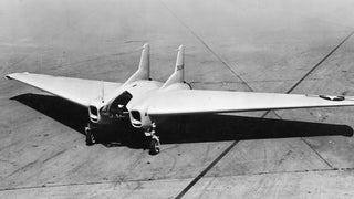 Northrop's Flying Ram Would Have Sliced Enemy Planes in Midair