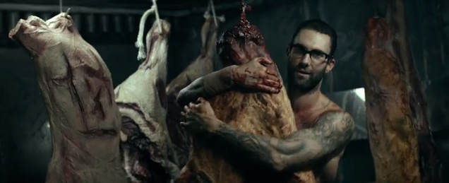 The New Maroon 5 Video Is a Vile, Bloody Nightmare