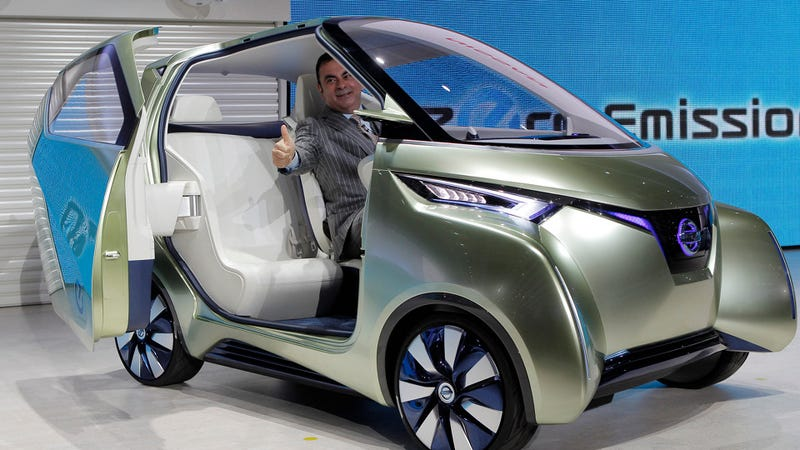 Nissan Pivo 3: A Pivo for production