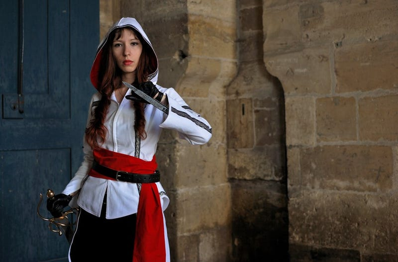 So Many Assassins, But Only One Will Survive the Cosplay Chaos!