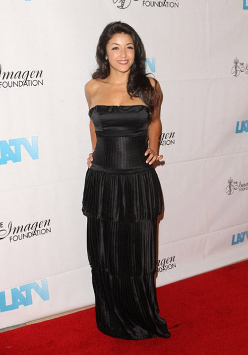 The Imagen Awards Styles Were All About Many-Layered Splendor