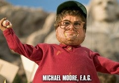 Michael Moore Endorses No One, But Especially Not Hillary