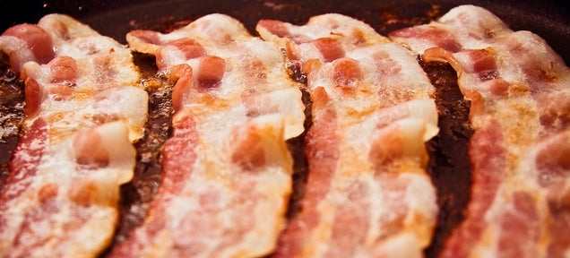 Bacon Was the First Thing Ever Eaten on the Moon