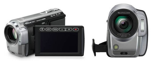 Panasonic Goes Cheap, Light With the HDC-SD10, TM10 1080p Camcorders