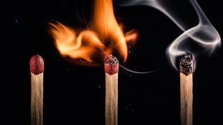 People Used To Light Matches With Jars Of Sulfuric Acid