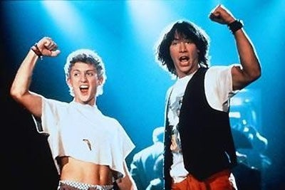 Bill And Ted's Completely Unnecessary Remake