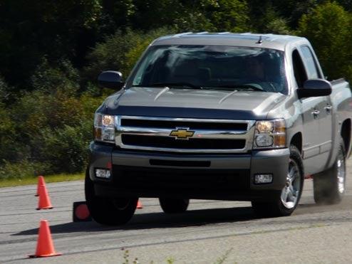 2009 Chevrolet Silverado 1500: First Drive