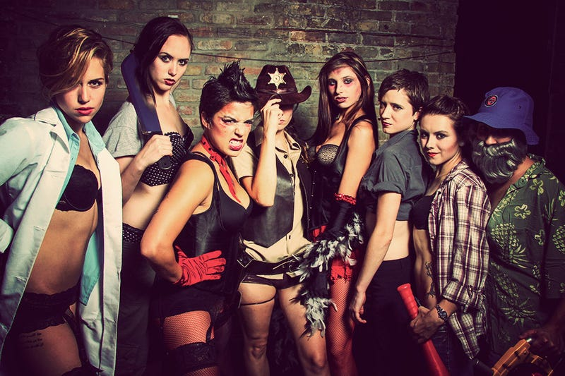 This Walking Dead Burlesque Show Adds More Flesh to the Flesh-Eaters
