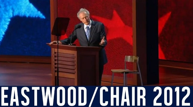 Obama Joins In As Internet Skewers Clint Eastwood's Surreal RNC Speech